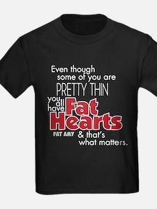 Fat Hearts T-Shirt