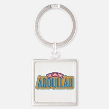 The Amazing Abdullah Keychains