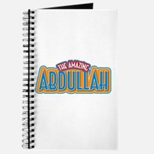 The Amazing Abdullah Journal