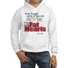 Fat Hearts Hoodie