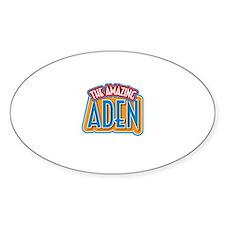 The Amazing Aden Decal