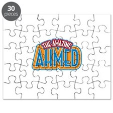 The Amazing Ahmed Puzzle