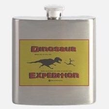 Dinosaur Expedition Runner Flask