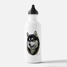 Alaskan Malamute Water Bottle