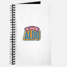 The Amazing Aldo Journal