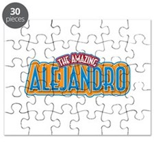 The Amazing Alejandro Puzzle