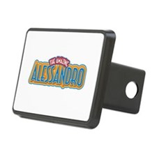 The Amazing Alessandro Hitch Cover