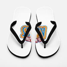 The Amazing Alexis Flip Flops