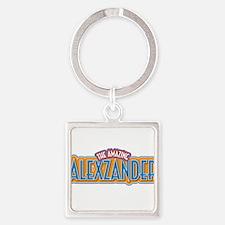 The Amazing Alexzander Keychains