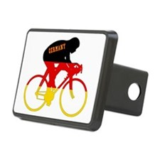 German Cycling Hitch Cover