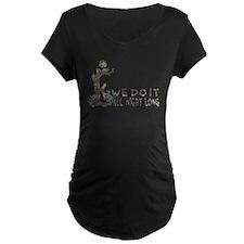 COON HUNTER Maternity T-Shirt