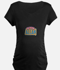 The Amazing Allan Maternity T-Shirt