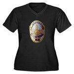 Private Security Officer Plus Size T-Shirt