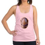 Private Security Officer Racerback Tank Top