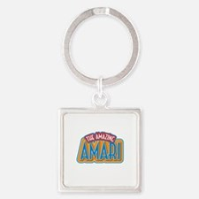 The Amazing Amari Keychains