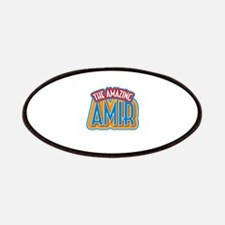 The Amazing Amir Patches