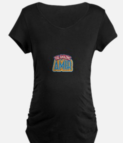 The Amazing Amir Maternity T-Shirt