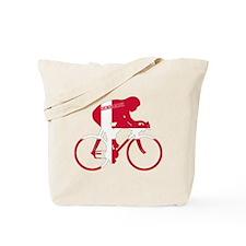 Danish Cycling Tote Bag