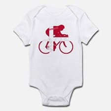 Danish Cycling Infant Bodysuit