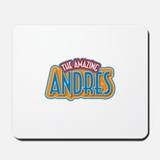The Amazing Andres Mousepad