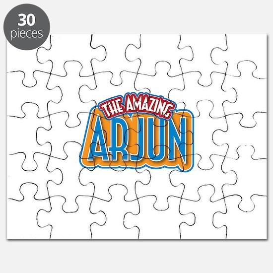 The Amazing Arjun Puzzle