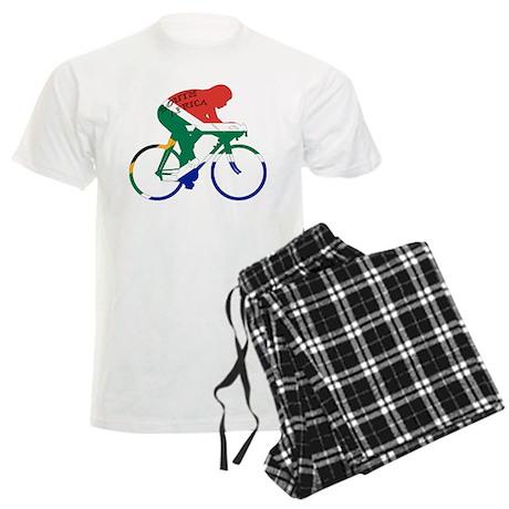 South African Cycling Men's Light Pajamas