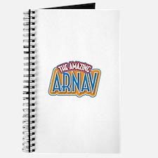 The Amazing Arnav Journal