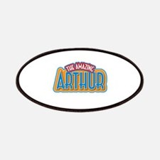 The Amazing Arthur Patches