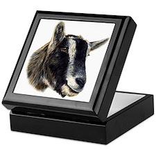 Cute Goat t Keepsake Box