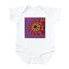 Frantic Fractals Infant Bodysuit