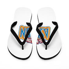 The Amazing Ashton Flip Flops