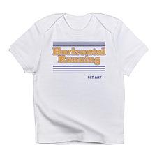 Horizontal Running Infant T-Shirt