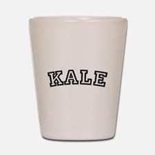 Kale Shot Glass