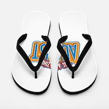 The Amazing August Flip Flops