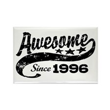 Awesome Since 1996 Rectangle Magnet