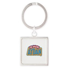 The Amazing Aydan Keychains