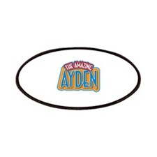 The Amazing Ayden Patches