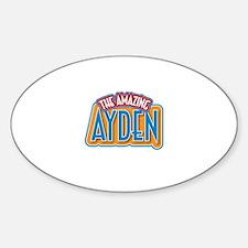The Amazing Ayden Decal