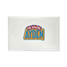 The Amazing Ayden Rectangle Magnet (10 pack)