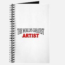 """The World's Greatest Artist"" Journal"