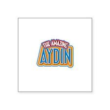 The Amazing Aydin Sticker