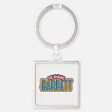 The Amazing Barrett Keychains
