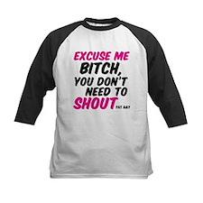 Shout Baseball Jersey