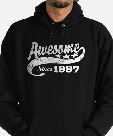 Awesome Since 1997 Hoodie (dark)
