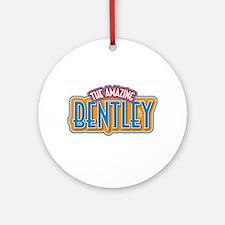 The Amazing Bentley Ornament (Round)