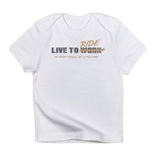 Live to Ride Infant T-Shirt
