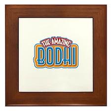 The Amazing Bodhi Framed Tile