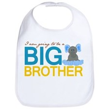 I am going to be A Big Brother Bib