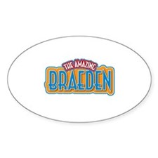 The Amazing Braeden Decal