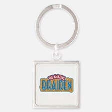 The Amazing Braiden Keychains